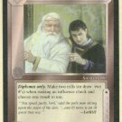 Middle Earth Persuasive Words Wizards Limited Game Card