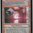 Star Wars CCG Narrow Escape Premiere Limited Game Card