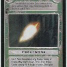 Star Wars CCG Proton Torpedoes Premiere Game Card