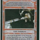 Star Wars CCG Scomp Link Access Premiere Game Card