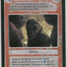 Star Wars CCG Sai'torr Kal Fas Premiere Limited Game Card
