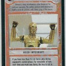 Star Wars CCG We're Doomed Premiere Limited Game Card
