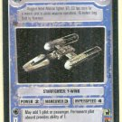 Star Wars CCG Y-wing Premiere Limited Game Card