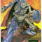 Skeleton Warriors Dr. Cyborn Promo Trading Card