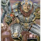 Skeleton Warriors Ursak The Guardian Promo Trading Card