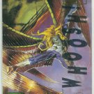 Marvel Masterpieces 1995 Emotion #4 Gold Foil Card Archangel
