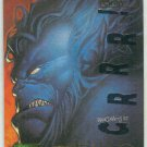 Marvel Masterpieces 1995 Emotion #7 Gold Foil Card Beast