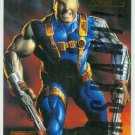 Marvel Masterpieces 1995 Emotion #14 Gold Foil Card Cable