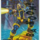 Marvel Masterpieces 1995 Emotion #15 Gold Foil Card Cable