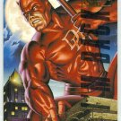 Marvel Masterpieces 1995 Emotion #27 Gold Foil Card Daredevil
