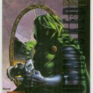 Marvel Masterpieces 1995 Emotion #29 Gold Foil Card Doctor Doom
