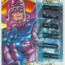 Marvel Masterpieces 1995 Emotion #33 Gold Foil Card Galactus