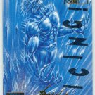 Marvel Masterpieces 1995 Emotion #48 Gold Foil Card Iceman