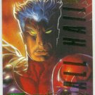 Marvel Masterpieces 1995 Emotion #61 Gold Foil Card Magneto
