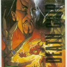Marvel Masterpieces 1995 Emotion #64 Gold Foil Card Mandarin