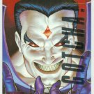 Marvel Masterpieces 1995 Emotion #69 Gold Foil Card Mister Sinister