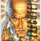 Marvel Masterpieces 1995 Emotion #75 Gold Foil Card Professor X