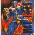 Marvel Masterpieces 1995 Emotion #98 Gold Foil Card Thanos