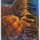 Marvel Masterpieces 1995 Emotion #101 Gold Foil Card Thing