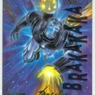 Marvel Masterpieces 1995 Emotion #110 Gold Foil Card War Machine