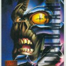 Marvel Masterpieces 1995 Emotion #121 Gold Foil Card Deathlok