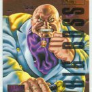 Marvel Masterpieces 1995 Emotion #129 Gold Foil Card Kingpin