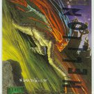 Marvel Masterpieces 1995 Emotion #139 Gold Foil Card Penance