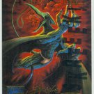 Marvel Masterpieces 1995 Emotion #142 Gold Foil Card Sauron