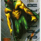 Marvel Masterpieces 1995 Emotion #150 Gold Foil Card Vision