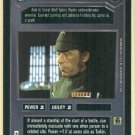 Star Wars CCG Chief Bast Premiere Uncommon Game Card