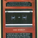 Star Wars CCG Emergency Deployment Uncommon Card