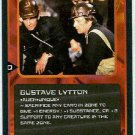 Doctor Who CCG Gustave Lytton Rare Card Maurice Colbourne