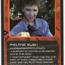 Doctor Who CCG Melanie Bush Rare Card Bonnie Langford