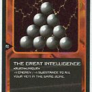 Doctor Who CCG The Great Intelligence Rare Game Card