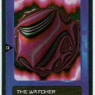 Doctor Who CCG Watcher Future Rare Black Border Card