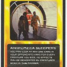 Doctor Who CCG Andromeda Sleepers Game Trading Card