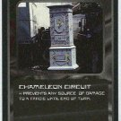 Doctor Who CCG Chameleon Circuit Black Border Game Card