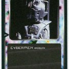 Doctor Who CCG Cybermen Black Border Game Trading Card