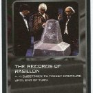 Doctor Who CCG The Records Of Rasillon Game Trading Card