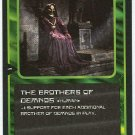 Doctor Who CCG The Brothers Of Demnos Game Trading Card