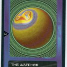 Doctor Who CCG The Watcher Future Game Trading Card (1)