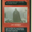 Star Wars CCG Dark Jedi Presence Premiere Rare Game Card