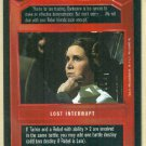 Star Wars CCG Charming To The Last Rare Game Card