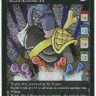 Neopets CCG Base Set #2 Commander Garoo Holo Foil Card