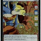 Neopets CCG Base Set #22 Magnus The Torch Holo Foil Card