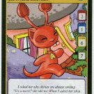 Neopets CCG Base Set #S5/S6 Red Aisha Game Card