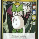 Neopets CCG Base Set #163 Green Korbat Game Card