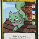 Neopets CCG Base Set #165 Green Wocky Game Card