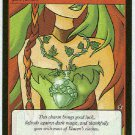 Neopets CCG Base Set #203 Illusen's Charm Game Card