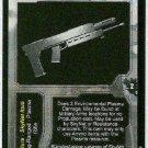 Terminator CCG 40-Watt Phased Plasma Rifle Rare Card